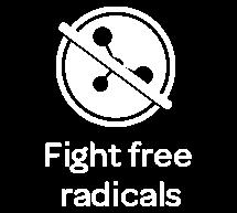 beneficios combate radicais livres